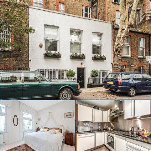 3 bedroom terraced house for sale - Ossington Street, Notting Hill Gate, W2