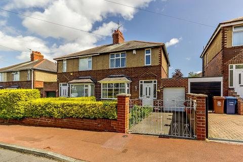 2 bedroom semi-detached house for sale - Castleside Road, Denton Burn, Newcastle Upon Tyne, Tyne & Wear