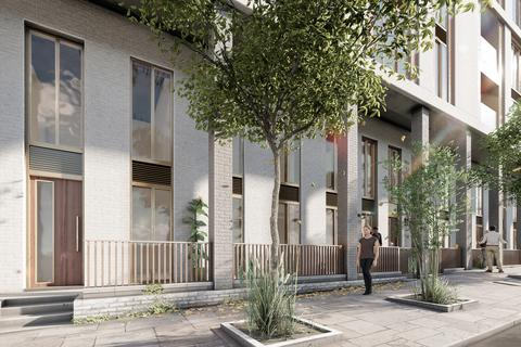 1 bedroom apartment for sale - Plot 3, The Hipster at The Media, Baltic Triangle, Liverpool City Centre L8