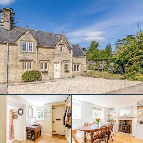 3 bedroom semi-detached house for sale - Hatherop, Cirencester, Gloucestershire