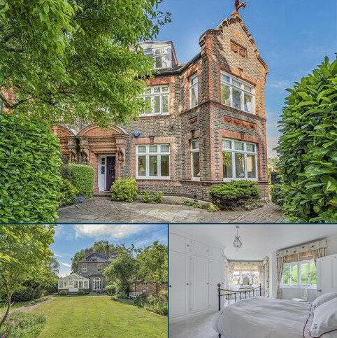 6 bedroom semi-detached house for sale - Merton Hall Road, Wimbledon