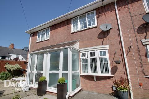 2 bedroom terraced house for sale - Glamorgan Street, Cardiff
