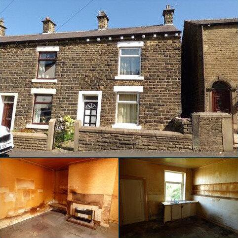 2 bedroom end of terrace house for sale - Hadfield Road, Hadfield, Glossop, SK13