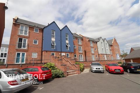 2 bedroom flat to rent - Waterway House, City Wharf