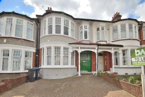 3 bedroom terraced house to rent - The Rise, Palmers Green N13