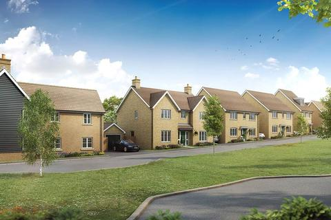 3 bedroom terraced house for sale - Plot 76, The Willows at Oakbrook Lake, Lansbury Road MK3