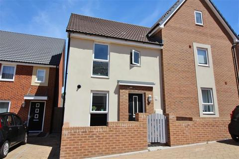 3 bedroom semi-detached house for sale - Warneford Road, Fishponds, Bristol, BS16 2FW