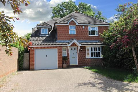 4 bedroom detached house for sale - Temple Close, Knights Park, Ashford, TN23 3PW