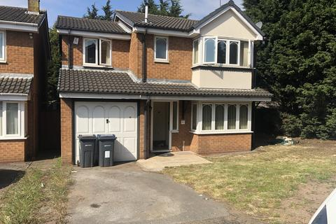 4 bedroom detached house to rent - shakespeare road, Erdington B23