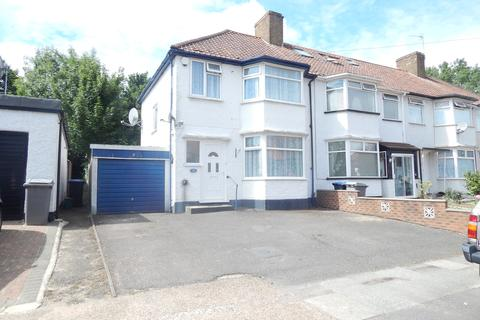 4 bedroom semi-detached house to rent - London NW9