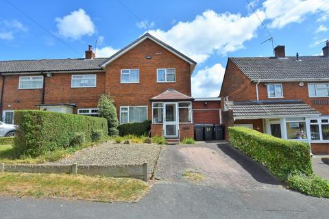 2 bedroom end of terrace house for sale - Spiceland Road, Birmingham