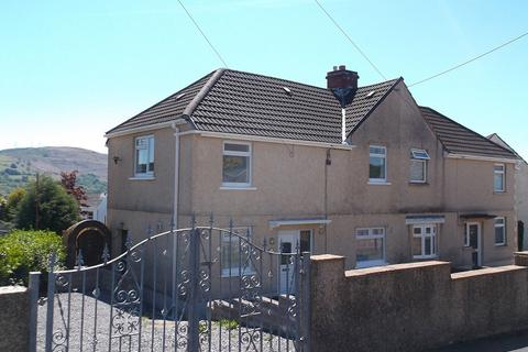 3 bedroom semi-detached house for sale - Lluest, Ystradgynlais, Swansea, City And County of Swansea.