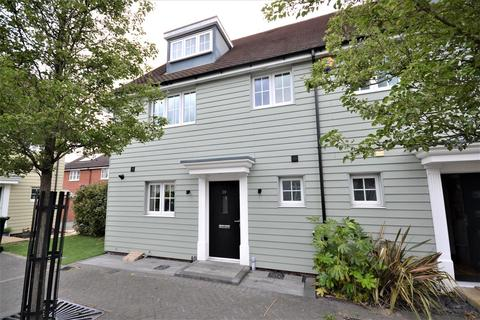 4 bedroom end of terrace house to rent - Farmer Close, Little Canfield, Dunmow, Essex, CM6