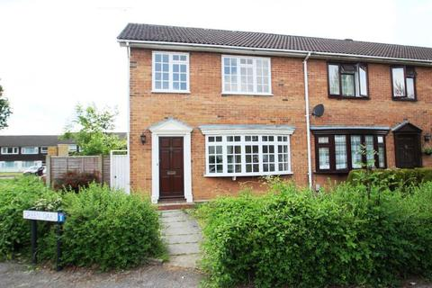 3 bedroom semi-detached house to rent - Birchen Grove, Round Green, Luton, LU2 7TS