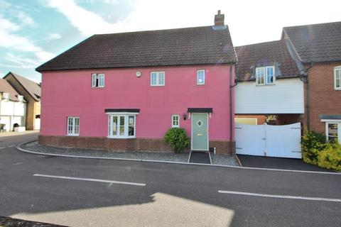 4 bedroom end of terrace house for sale - Barrow Chase, Chancellor Park, Chelmsford, Essex, CM2