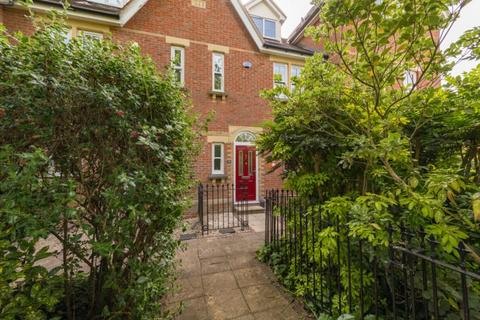 4 bedroom terraced house for sale - The Villas, Rutherway, Oxford, Oxfordshire
