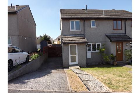 3 bedroom semi-detached house for sale - School Close, St Columb Minor, Newquay