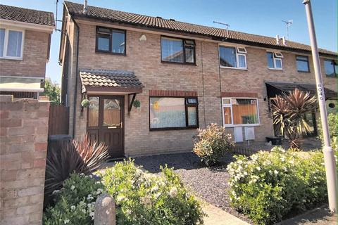 3 bedroom end of terrace house for sale - Old Kiln Road, Upton, POOLE, Dorset