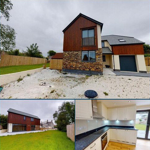 4 bedroom detached house for sale - Orchard Close, Trewoon, St Austell