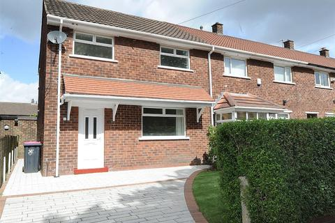 3 bedroom end of terrace house for sale - 18 Hiley Road, Peel Green M30 7PX