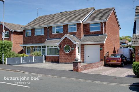 3 bedroom semi-detached house for sale - Derwent Crescent, Stoke-On-Trent, ST7 4PH