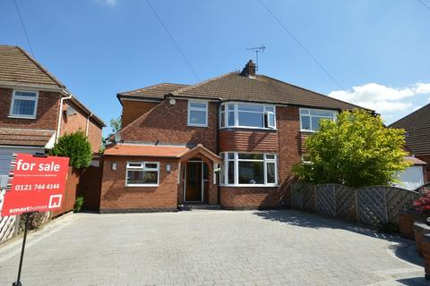 4 bedroom semi-detached house for sale - Charles Road, Solihull