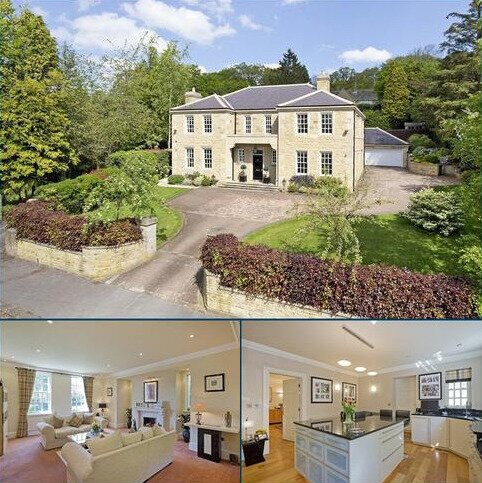 4 bedroom detached house for sale - Gill Bank Road, Middleton, Ilkley