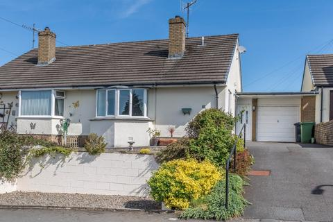 2 bedroom semi-detached bungalow to rent - 19 Larch Grove, Kendal
