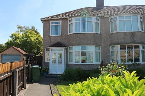 3 bedroom semi-detached house for sale - Crondall Grove, Liverpool, Merseyside. L15 6XD