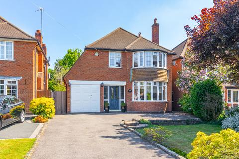 3 bedroom detached house for sale - Dorchester Road, Solihull