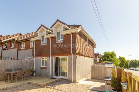 3 bedroom end of terrace house for sale - Rudyerd Walk, Manorfields, PL3 6NX