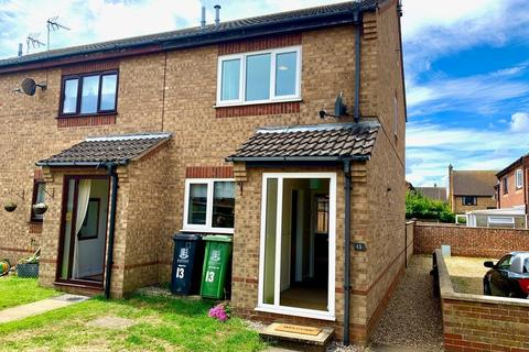 2 bedroom terraced house to rent - Webster Way, Caister On Sea