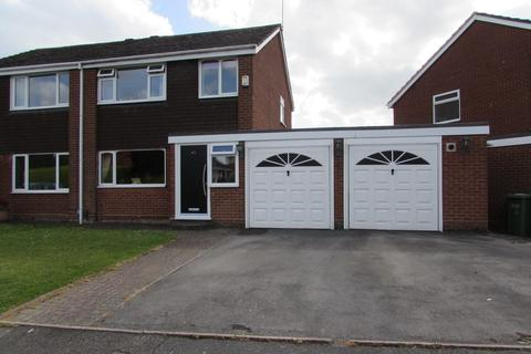 3 bedroom semi-detached house for sale - Saxon Wood Road, Cheswick Green