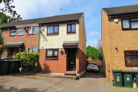 2 bedroom end of terrace house to rent - Alderney Close, Coventry