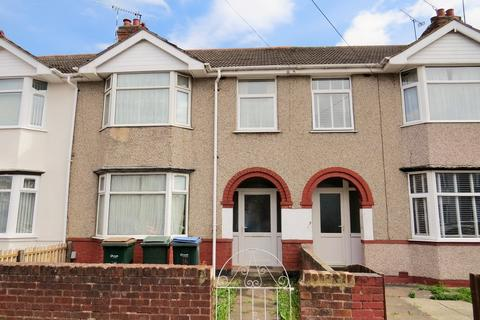 3 bedroom terraced house to rent - Wykeley Road, Coventry