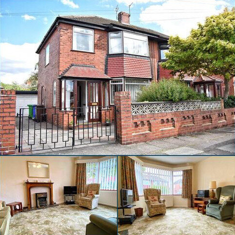 3 bedroom semi-detached house for sale - Bridport Avenue, Manchester, Greater Manchester, M40