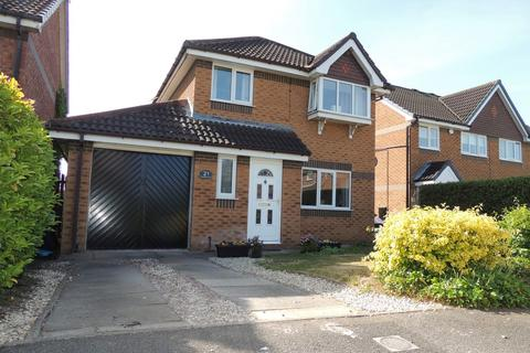 3 bedroom detached house for sale - Woodstock Drive, Middlewich