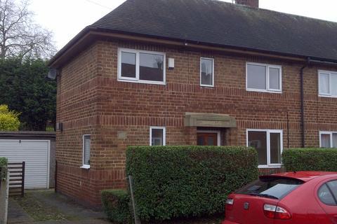 2 bedroom semi-detached house to rent - Buchanan Street, Derby DE1 3BZ