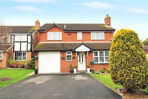 4 bedroom detached house to rent - Gairlock Close, Sparcells, Swindon, SN5