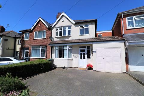 4 bedroom semi-detached house for sale - Delves Crescent, Walsall