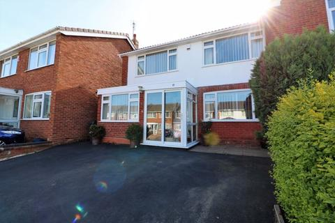 3 bedroom semi-detached house for sale - Launceston Close, Walsall