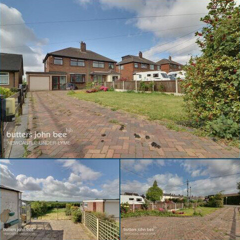 3 bedroom semi-detached house for sale - Crackley Lane, Newcastle