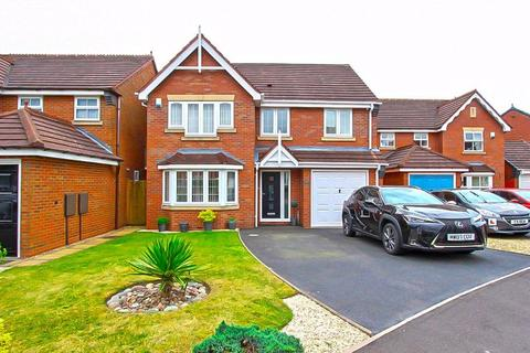 4 bedroom detached house for sale - Bowness Grove, Coppice Farm,  Willenhall