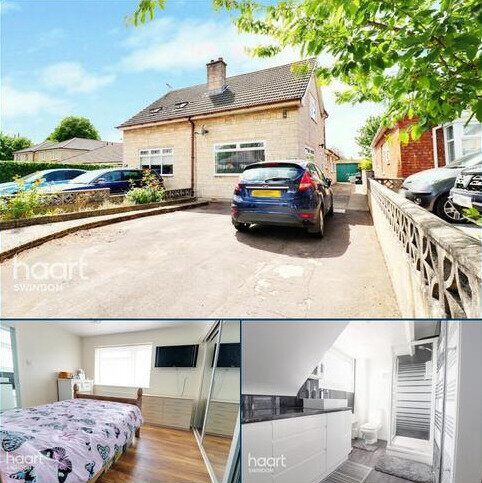 2 bedroom semi-detached house for sale - Cheney Manor Road, Swindon