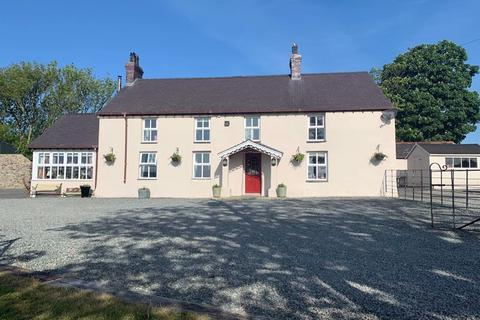 6 bedroom country house for sale - Bodorgan, Anglesey - Letting Cottages & Caravan Park