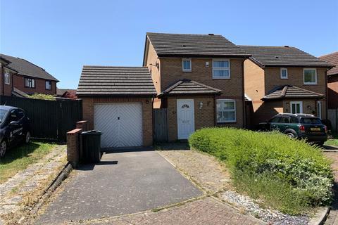 3 bedroom detached house for sale - Bridleway Lane, Park Farm, Ashford, Kent, TN23