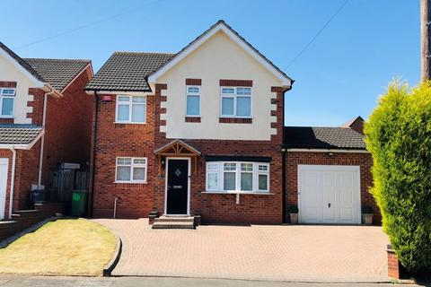 4 bedroom detached house for sale - Whitethorn Crescent, Streetly