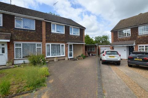 3 bedroom semi-detached house for sale - Browns Close, Leagrave, Luton, Bedfordshire, LU4 9AE