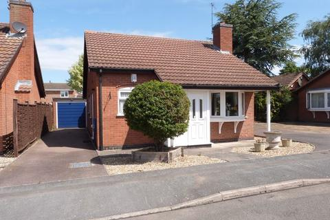 2 bedroom detached bungalow for sale - Cresswell Close, Thurmason