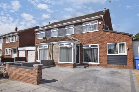 3 bedroom semi-detached house for sale - Oakfield Drive, Widnes